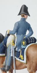 Photo 2 : 1830 Vétérinaire en Premier de Cuirassiers (5e Régiment).
