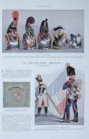 Photo 15 : CASQUE ET CUIRASSE D'OFFICIER DE CARABINIERS, MODÈLE 1810, PREMIER EMPIRE.