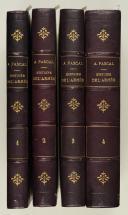 PASCAL. Histoire de l'armée et de tous les régiments depuis les premiers temps de la monarchie française jusqu'à nos jours.  (1)