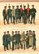 Photo 2 : RUHL. DIE RUSSISCHE ARMEE (1912).