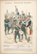 "R. KNÔTEL -  "" Italien - (Casalpinische Republik.) 1797 "" - Gravure - n° 11"