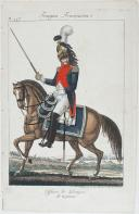 Photo 1 : MARTINET : OFFICIER DE DRAGON, PREMIER EMPIRE.