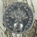 Photo 1 : BOUTON D'UNIFORME DE LA GARDE NATIONALE 1830, MONARCHIE DE JUILLET.