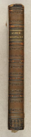 Photo 2 : H.B. Album militaire ou précis des dispositions principales.