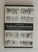 KNOTEL. Handbuch der Uniformkunde.   (3)