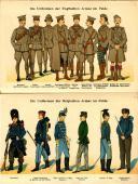 Photo 3 : RUHL. DIE ARMEEN UNSERER FEINDE (1914).