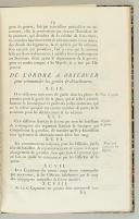 Photo 6 : ORDONNANCE DU ROY, DU 25 JUIN 1750