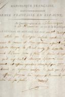 Photo 2 : Général RIVAUD de La RAFFINIERE Lettre autographe signée