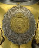 CUIRASSE DE CARABINIER, MODÈLE 1833 AVEC GLOIRE MODÈLE 1825, MONARCHIE DE JUILLET. (2)
