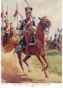 ROUSSELOT LUCIEN : ARMÉE NAPOLÉONIENNE, 11 PLANCHES. (2)