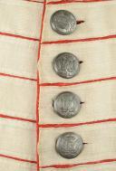 UNIFORME DE FUSILIER DU 8ème RÉGIMENT SUISSE D'INFANTERIE DE LA GARDE ROYALE RESTAURATION (1824-1830). (2)