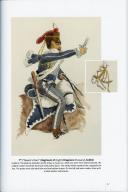 Photo 5 : UNIFORMS OF THE ARMIES AT WATERLOO - Volume  1 - BRITISH ARMY