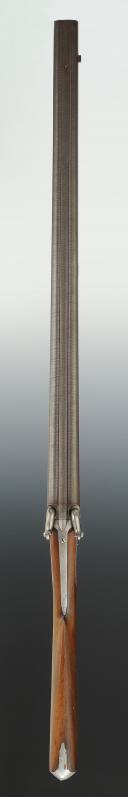 Photo 7 : FUSIL DE VOLTIGEURS CORSES, premier type, modèle 1840, Monarchie de Juillet.