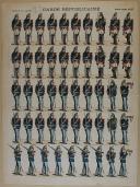 """PELLERIN - """" Garde Républicaine """" - Imagerie d'Épinal - n° 188 (1)"""