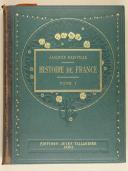 Photo 1 : J. Bainville  Histoire de France