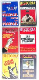 Photo 2 : Lot de 26 revues Historia