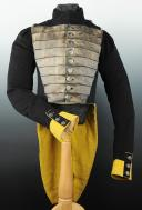 UNIFORME D'OFFICIER DE GRENADIER DU 3ème RÉGIMENT D'INFANTERIE DE LA GARDE ROYALE RESTAURATION (1824-1830). (3)