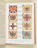 Photo 3 : JOHNSON (Stanley). The flags of our fighting army, including standards, guidons, colours and drum banners.