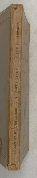 Règlement de l'Infanterie - 1939  (2)