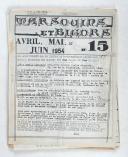 """Photo 5 : """" Marsouins et Bigors """" - Lot de 18 Bulletins officiels trimestriels et bi-mestriels - (1951 à 1959)"""