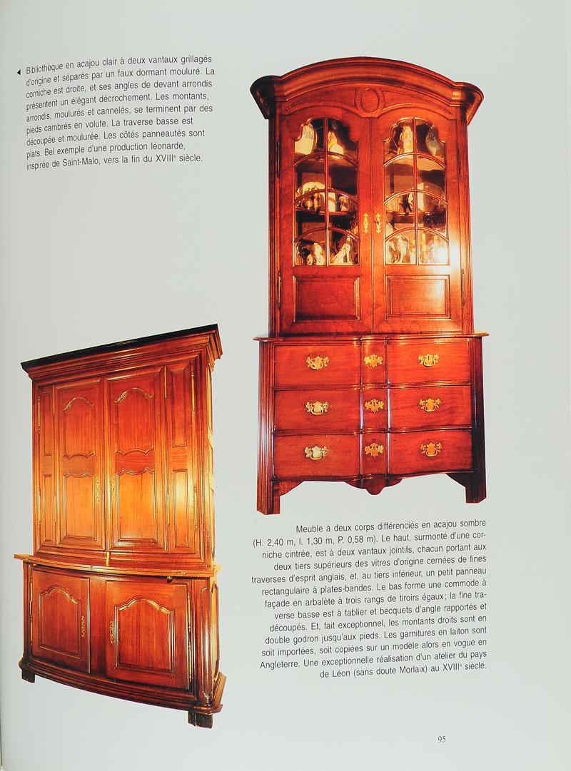 Malfoy louis le meuble de port les bois des isles les for Les artisans du meuble
