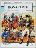 SECHER - LEHIDEUX - KIÉFER : BONAPARTE, LE GÉNÉRAL VENDEMIAIRE, 1768-1804 : BANDE DESSINÉE.
