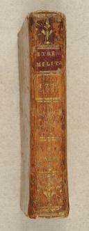 Photo 1 : ABREGE du dictionnaire pour servir d'étrennes à messieurs les officiers.