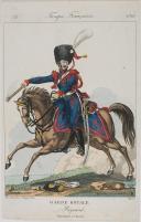 Photo 1 : GENTY : 1er RÉGIMENT DE CANONNIER À CHEVAL