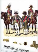 ROUSSELOT LUCIEN :  MARÉCHAUX D'EMPIRE 1804-1815.