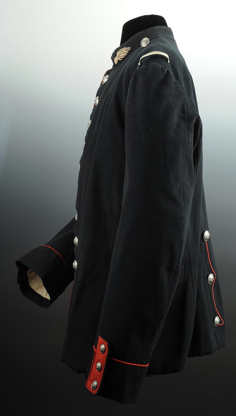 tunique de gendarme  mod u00e8le 1895