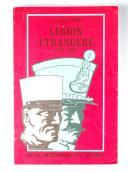 Revue historique des armées - Légion étrangère  (1)