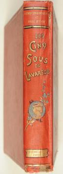 Photo 2 : Chabrillat et Paul d'Ivoi - Les cinq sous de Lavarède