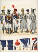 Photo 3 : ROUSSELOT LUCIEN : L'ARMÉE FRANÇAISE, SES UNIFORMES, SON ARMEMENT, SES ÉQUIPEMENTS. FORT LOT DE PLANCHES