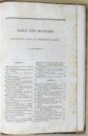 """"""" Journal de l'armée  """" - 1 Tome - 3ème année - Paris - 1835  (7)"""