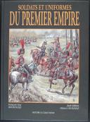 Photo 1 : HOURTOULLE : SOLDATS ET UNIFORMES DU PREMIER EMPIRE