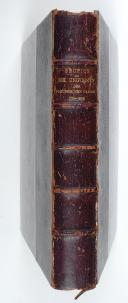 Photo 2 : GROPIUS. (G.) - THUMEN. (Von). Die uniformen der preussischen Garden vom ihrem Entstehen bis auf die neueste Zeit, nebst einer kurzen geschichtlichen Darstellung iher verschiedenen Formationen. 1704-1836