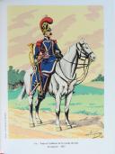 Photo 3 : LES UNIFORMES DU PREMIER EMPIRE - CDT BUCQUOY - LOT DE 10 VOLUMES