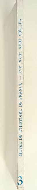 Catalogue du musée de l'Histoire de France (5)