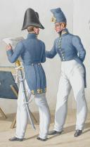 Photo 1 : 1830 Vétérinaires d'Artillerie, de Dragons.