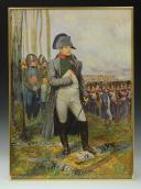 ÉDOUARD DETAILLE (1911) : Napoléon Bonaparte, poster, XXème siècle.