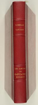 LORÉAN LARCHEY ET LE BLANT: Les cahiers du capitaine COIGNET (1776-1850)  (1)