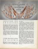 """Photo 2 : """" Nos chasseurs """" - Revue - Numéro spécial en supplément de la revue """" L'armée française au combat """""""