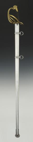 Photo 3 : SABRE DE CARABINIERS, modèle 1854, Second Empire.