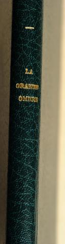 DOYLE. (Conan). La grande ombre (1)