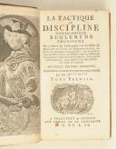 D. G.la tactique et discipline selon les nouveaux règlements prussiens.   (1)