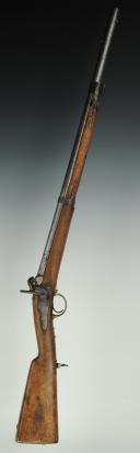 Photo 1 : MOUSQUETON DE GENDARMERIE DE LA GARDE IMPERIALE, modèle 1854.
