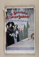 Photo 1 : JEAN (J.P.) – Le souvenir alsacien-lorrain