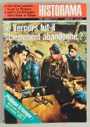 Photo 1 : N°231 HISTORAMA. LE VERCORS FUT-IL SCIEMMENT ABANDONNÉ?