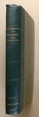 BULLETIN DES COMMUNES – Guerre 1914-15  (2)