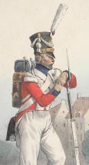 Photo 2 : BELLANGÉ (Hippolyte) - RÉGIMENTS SUISSES DE LA GARDE ROYALE, 1825